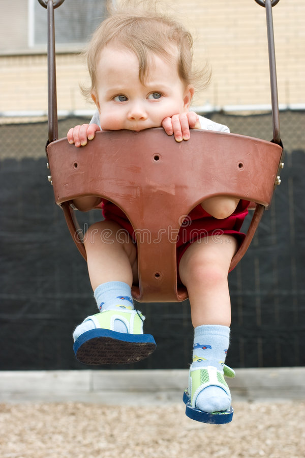 Free Swings Stock Image - 9157981