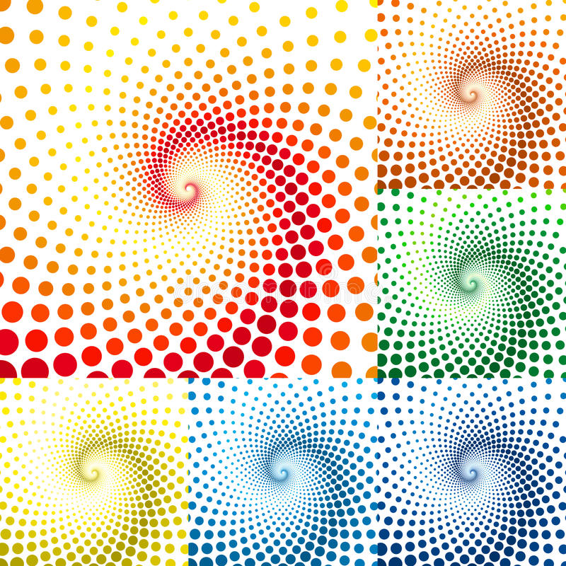 Download Swirl stock vector. Illustration of zoom, blue, wave - 27283418