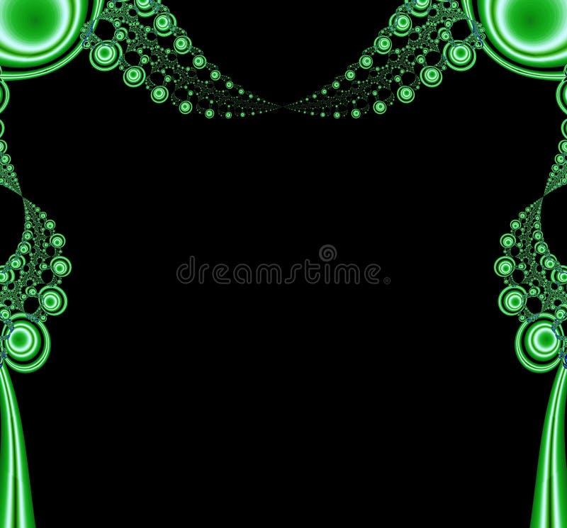 Swirl Abstract Background Design vector illustration