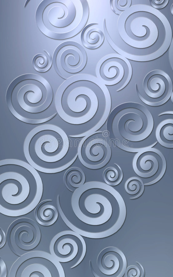 Swirl background stock photos