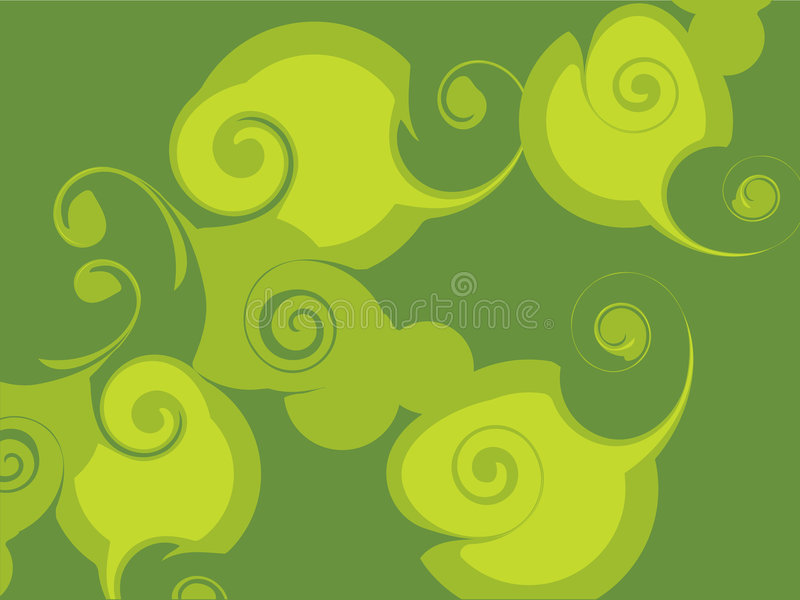 Download Swirl background stock vector. Image of decorate, motive - 4515168