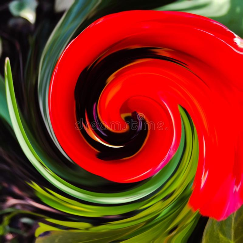 Abstract swirls 003 royalty free stock photos