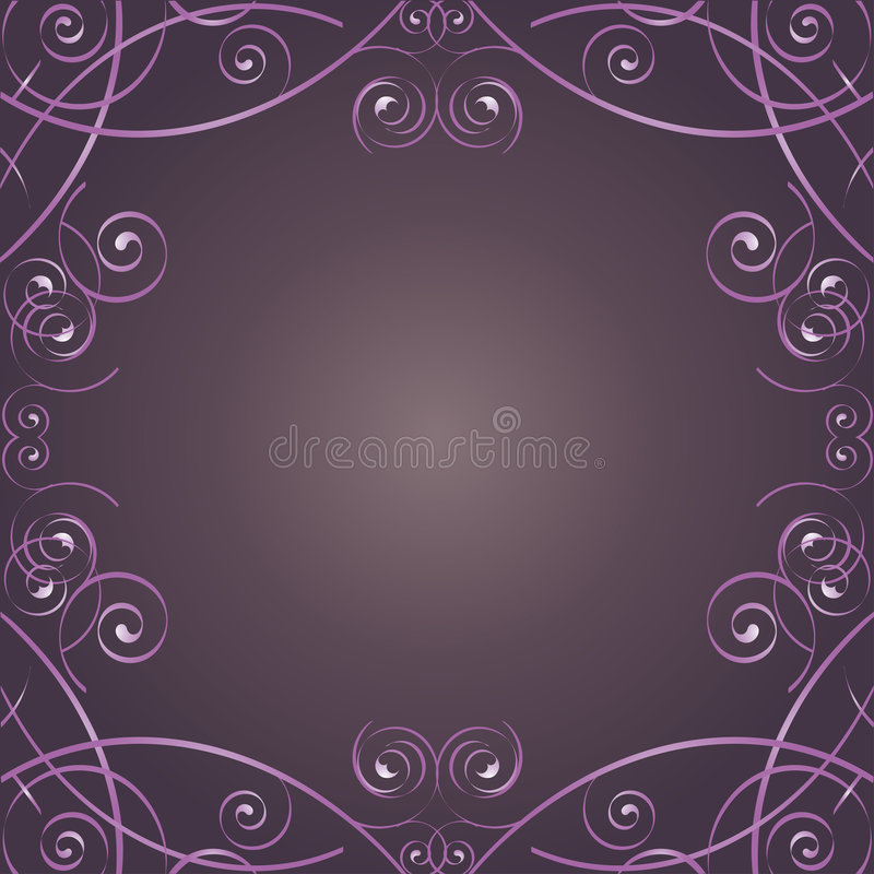 Download Swirl Frame Royalty Free Stock Photos - Image: 5485578