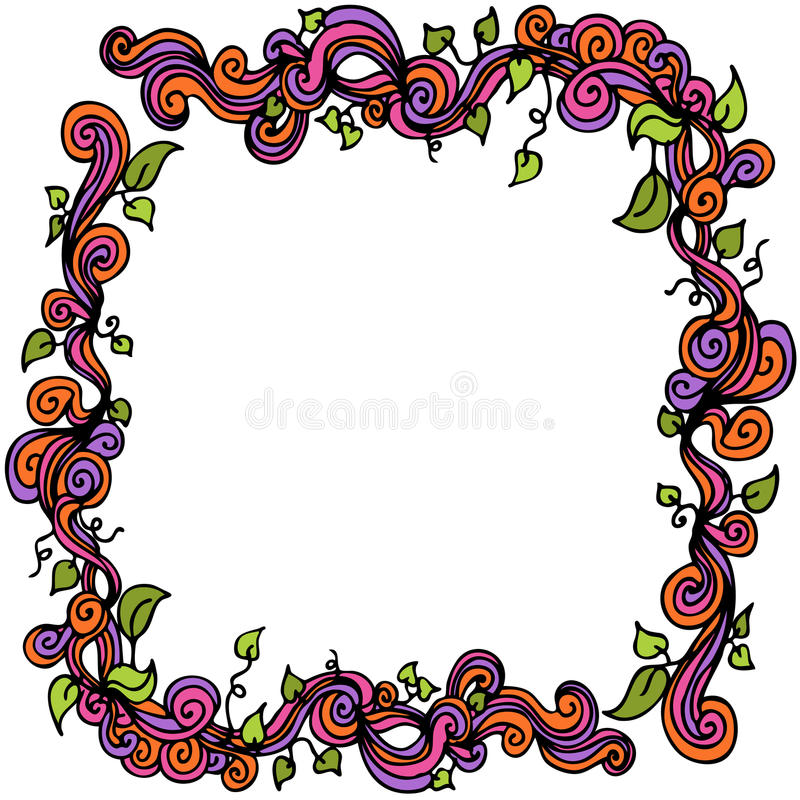 Download Swirl Leaf Vine Royalty Free Stock Images - Image: 26465949