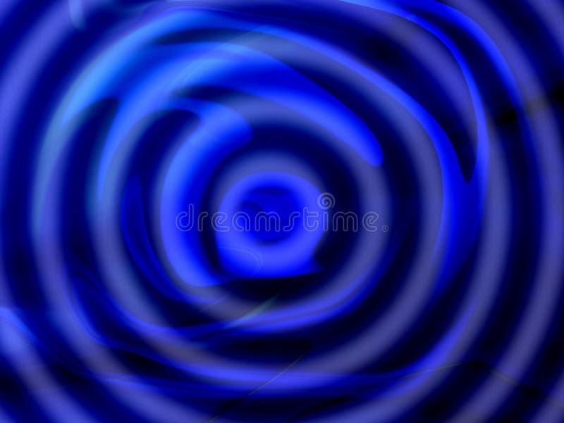 Swirl texture 1 stock illustration