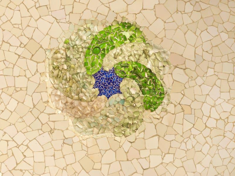 Download Swirling mosaic stock photo. Image of columns, landmark - 28752702