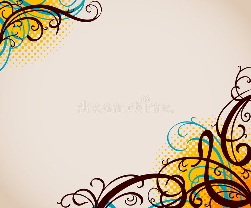 Swirls Royalty Free Stock Photos