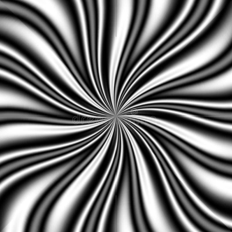 swirly漩涡 皇族释放例证