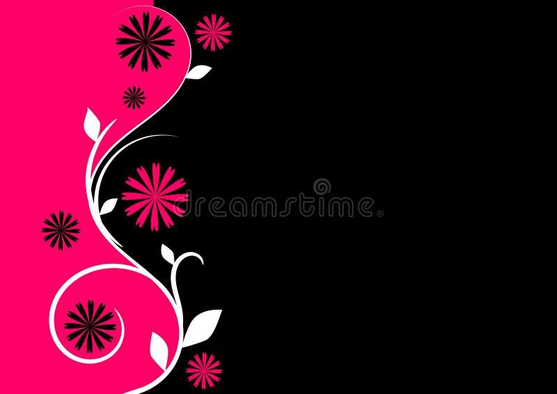 Download Swirly Background stock illustration. Illustration of decorative - 14524777