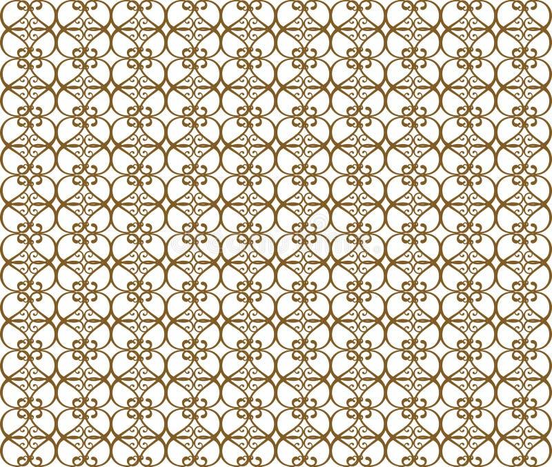 Swirly pattern stock photo