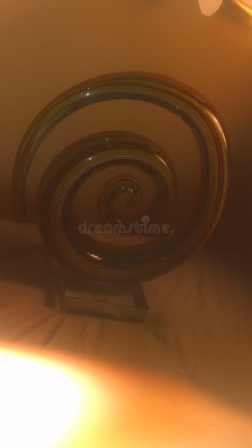 Swirly whirly arkivfoto
