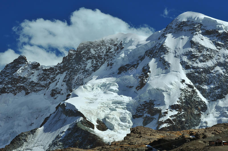 Download Swiss Alps stock image. Image of giant, majestic, route - 20931853