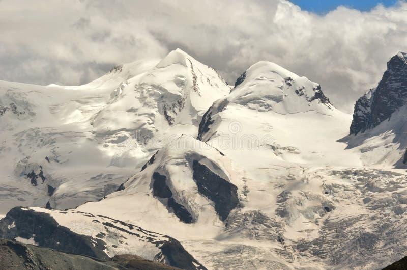 Download Swiss Alps stock photo. Image of swiss, snow, matterhorn - 26080968