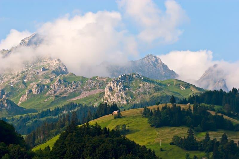 Swiss Alps stock photography