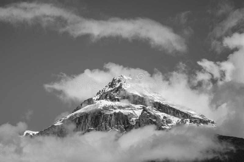 Swiss Alps Mountain View royalty free stock photo