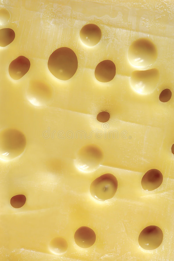 Free Swiss Cheese Royalty Free Stock Image - 2880196