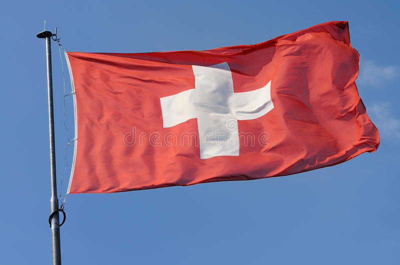Download Swiss, flag stock image. Image of ensign, symbol, flags - 9739907