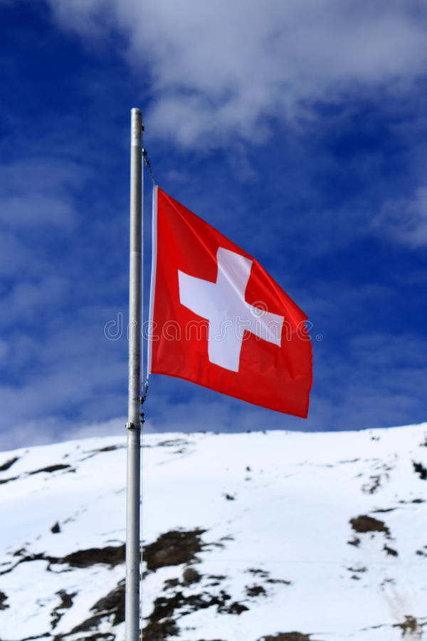 Download Swiss Flag Royalty Free Stock Photos - Image: 30257678