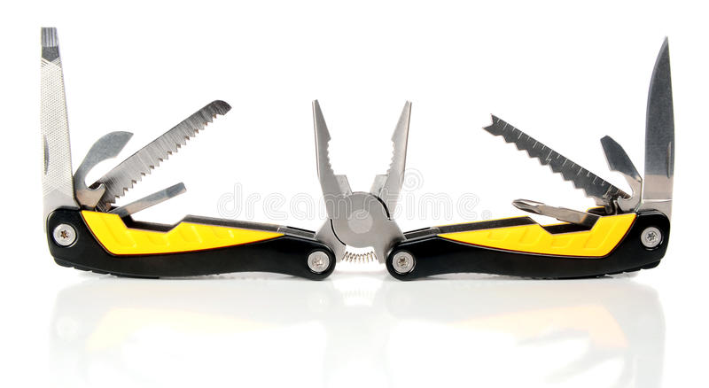 Swiss Knife Stock Photos