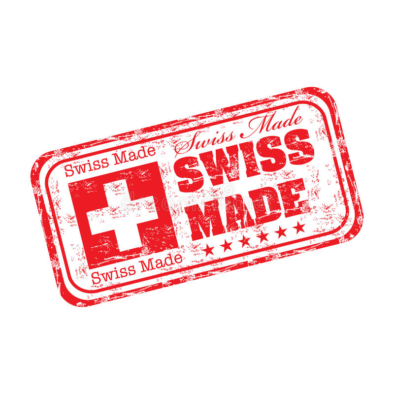 Download Swiss Made Grunge Rubber Stamp Royalty Free Stock Photo - Image: 21248165