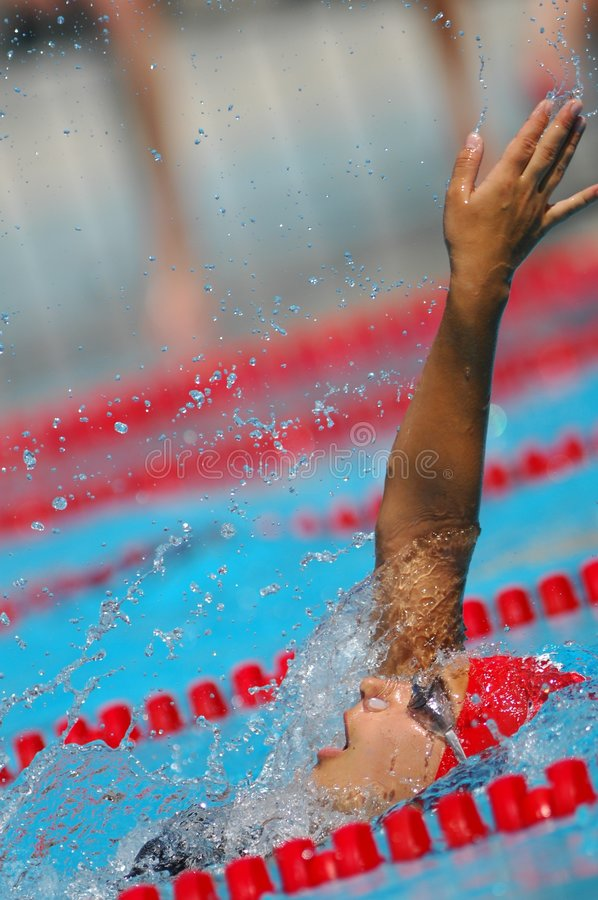 Download Swiss Swimming Championships Editorial Stock Image - Image: 4210964