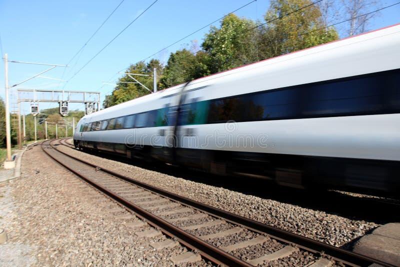 Swiss train royalty free stock photos