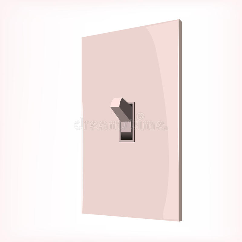 Download Switch On stock vector. Image of clean, electricity, open - 20529258