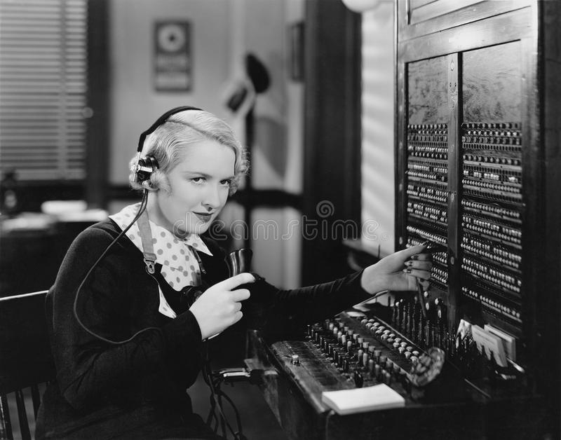 SWITCHBOARD stock photos