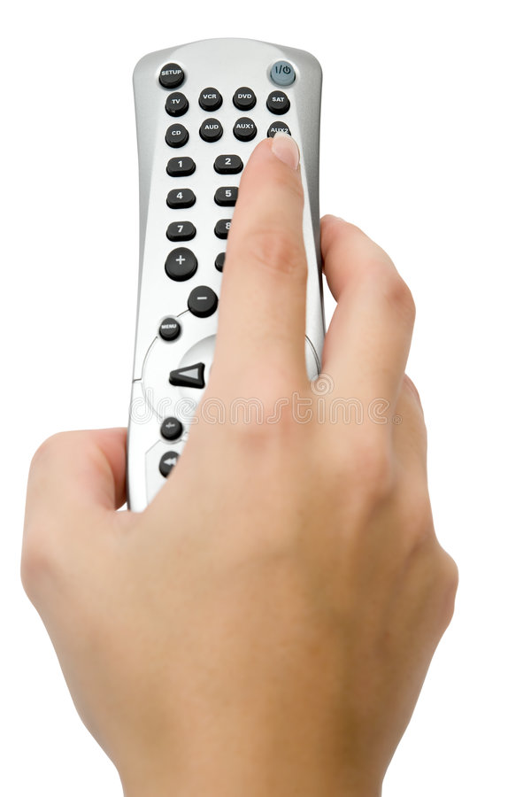 Download Switching Channels Royalty Free Stock Photo - Image: 3636575