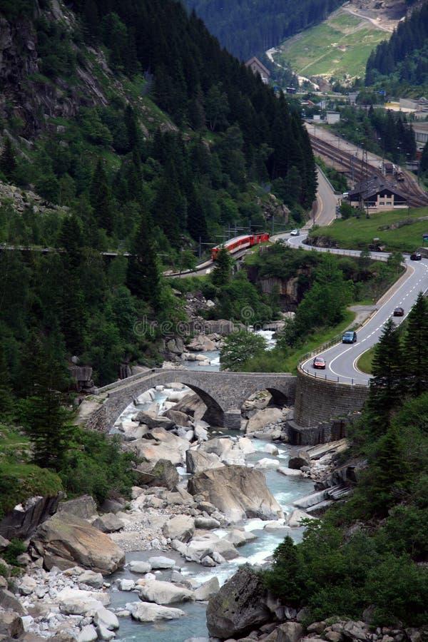 Switzerland royalty free stock photos