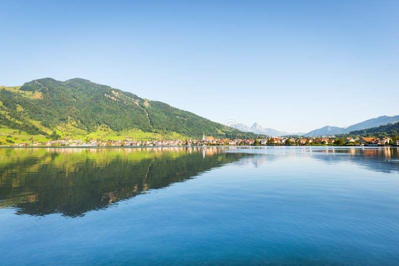 switzerland Arth-Goldau immagine stock libera da diritti