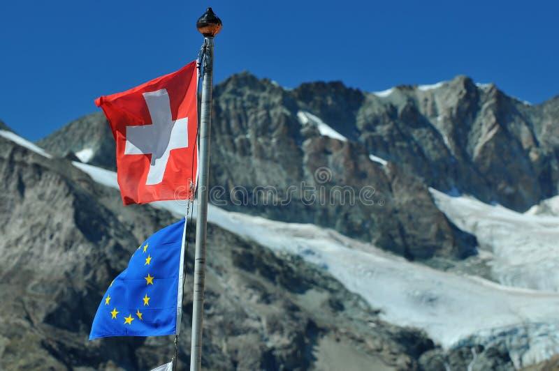Download Switzerland and Europe stock image. Image of franc, banks - 20949167