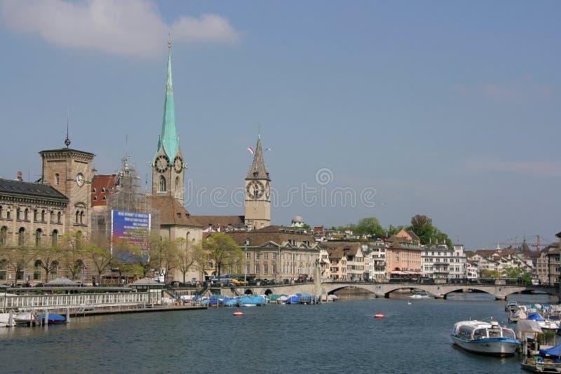 switzerland Zurich fotografia royalty free