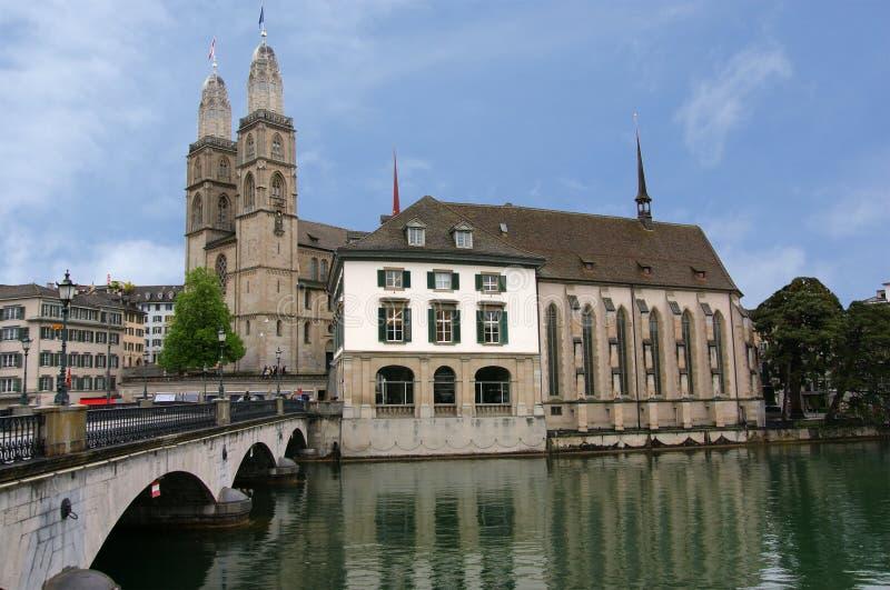 Download Switzerland, Zurich, View Of The City Stock Photo - Image: 14876858