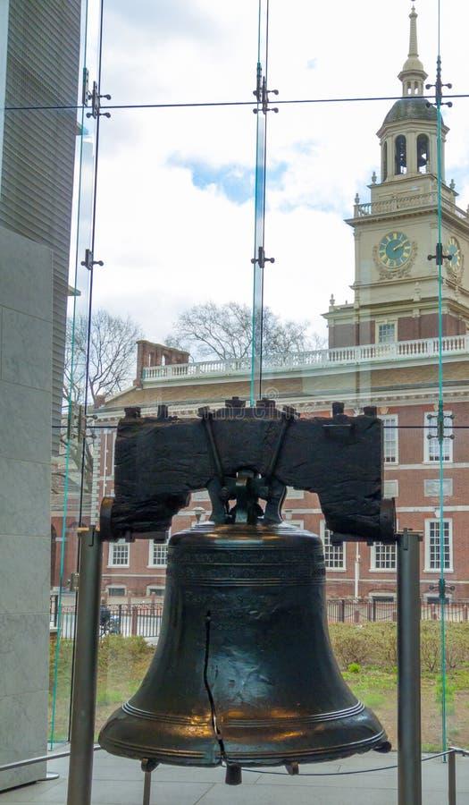 Swoboda dzwon zdjęcie royalty free