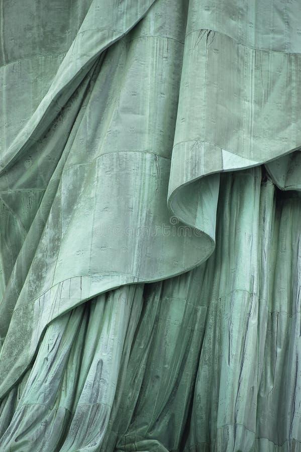 swobody kontuszu s statua zdjęcia stock