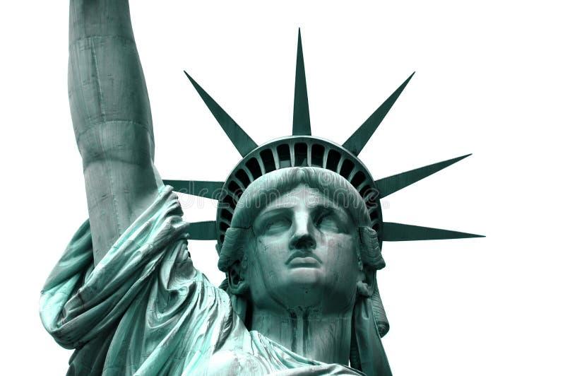 swobody statua zdjęcia stock