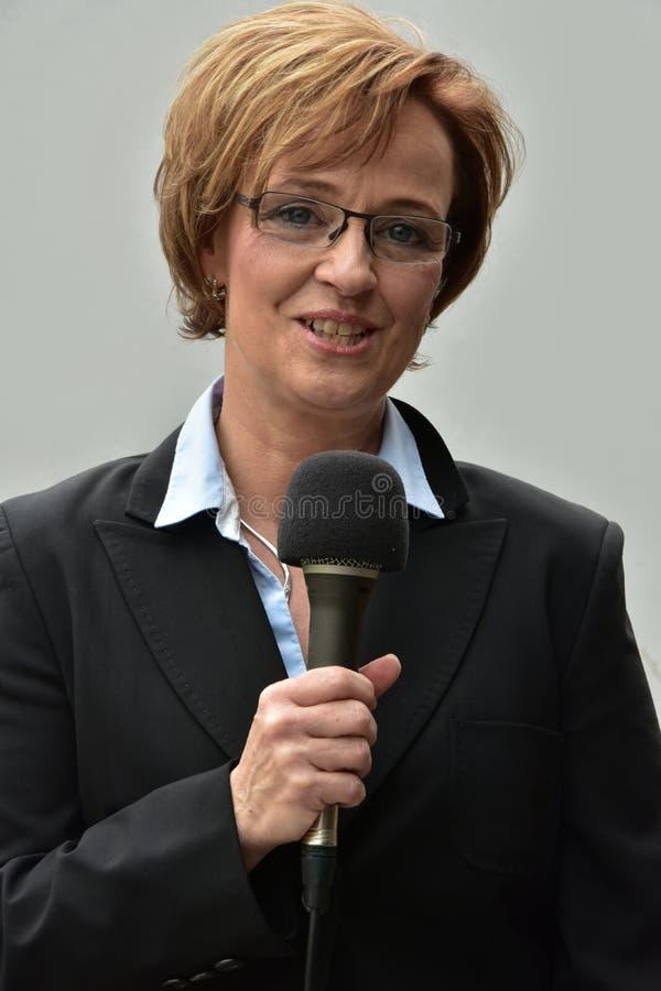 Swoman Busines royalty-vrije stock fotografie