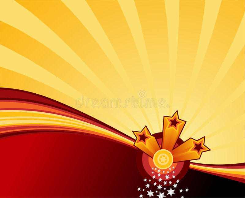Download Swooshing Stars Stock Images - Image: 3627424