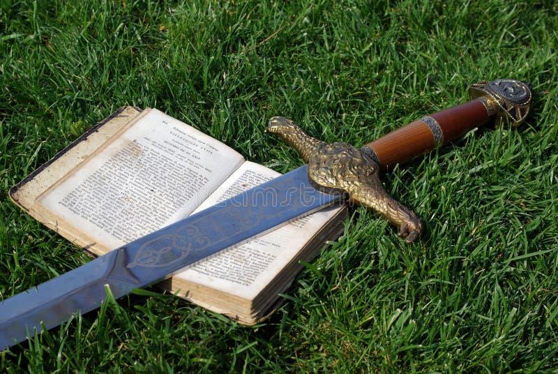 Download Sword stock image. Image of catholic, meditation, church - 11171807