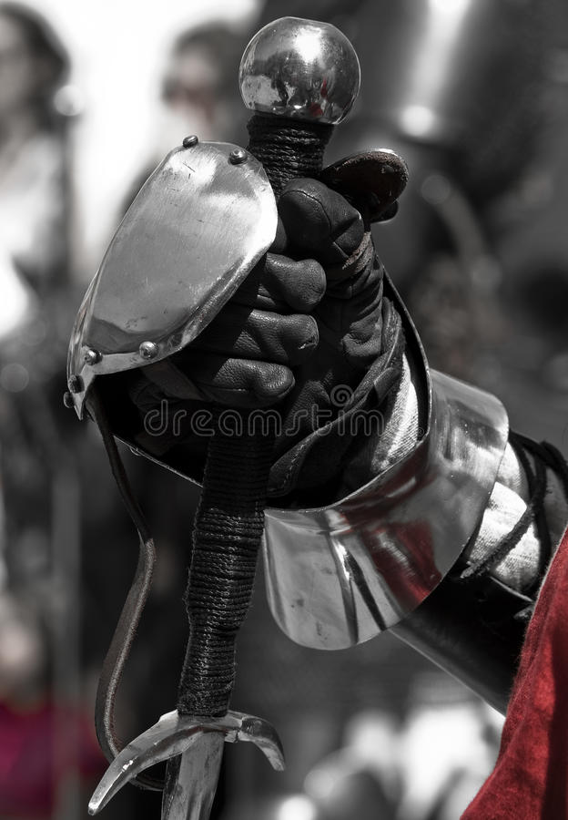 Download By the Sword stock image. Image of crusader, crusade - 14559915