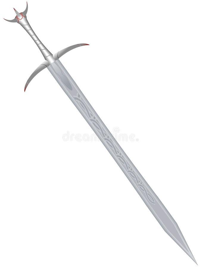 Sword vector illustration