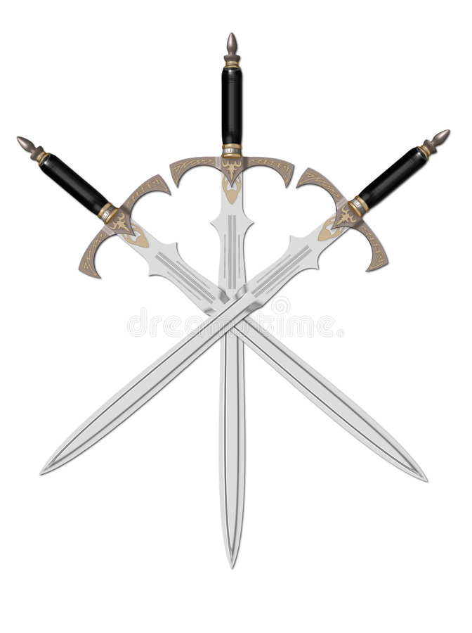 Sword vector illustration