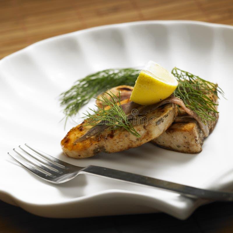 Download Swordfish Steak Stock Image - Image: 10506811