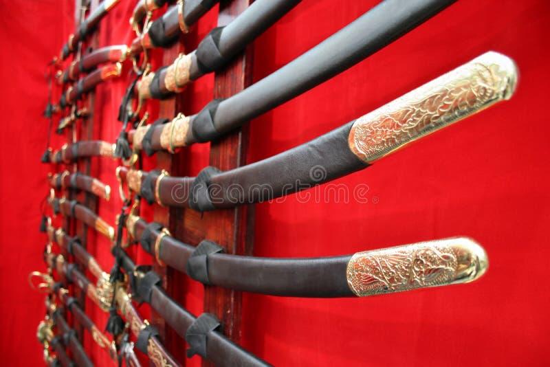 Download Swords stock photo. Image of cavalry, tale, steel, destruction - 1412410