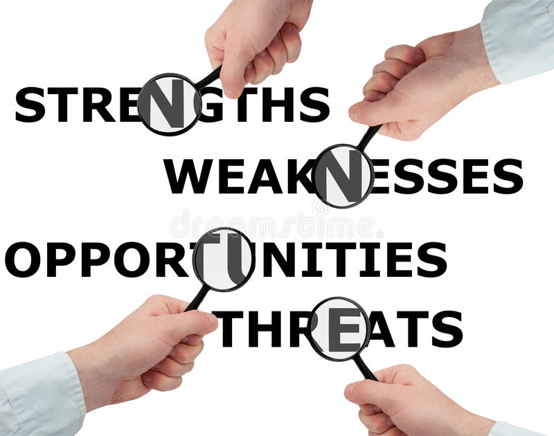 Download SWOT Analysis stock photo. Image of opportunity, business - 20770082