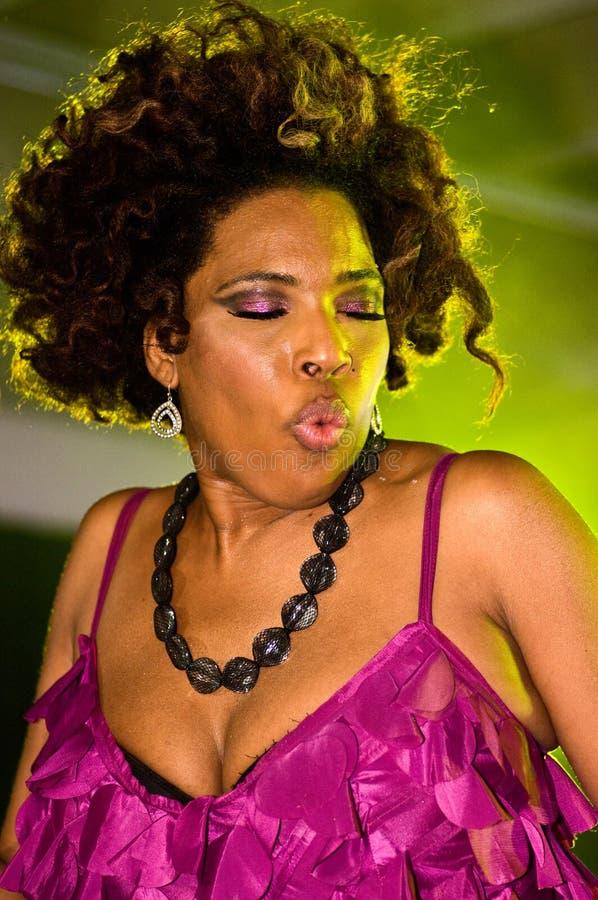 sxsw perez партии macy hilton 2010 серых цветов стоковые изображения