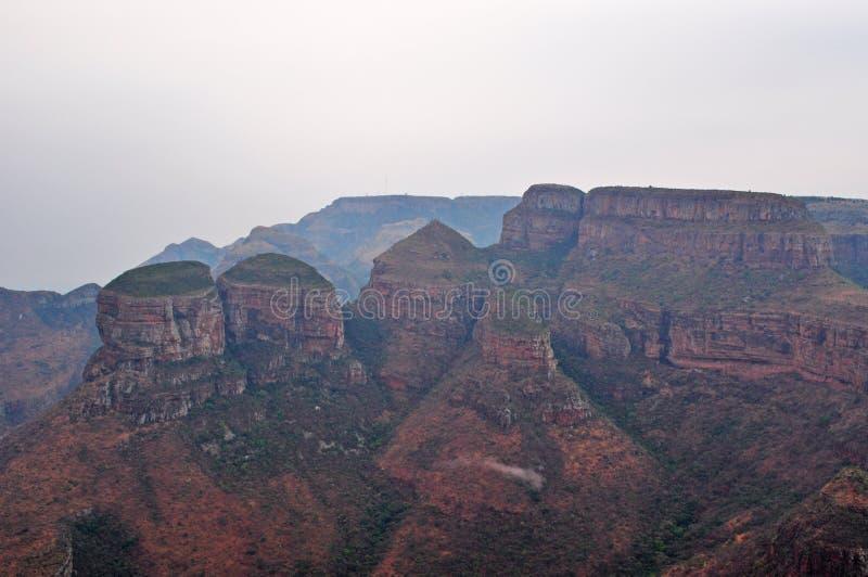 Sydafrika som är östlig, Mpumalanga landskap royaltyfri fotografi