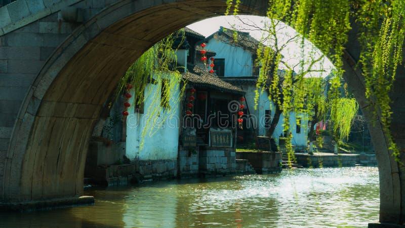 Sydliga Kina i vår royaltyfri bild