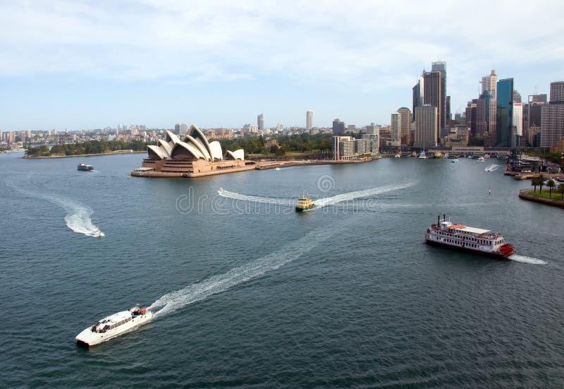Sydney stock foto